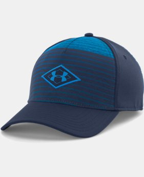 Men's UA Dualer Stretch Fit Cap