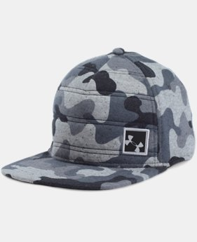 Men's UA Quilted Snapback Cap