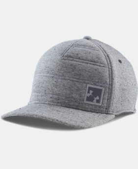 Men's UA Quilted Snapback Cap  1 Color $22.99