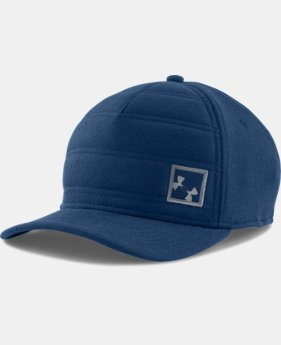 Men's UA Quilted Snap Back Cap