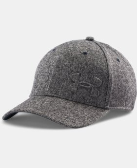 Men's UA Wool Low Crown Cap  1 Color $23.99