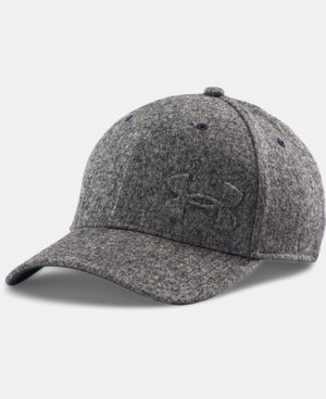 Men's UA Wool Low Crown Cap LIMITED TIME: FREE U.S. SHIPPING 1 Color $23.99