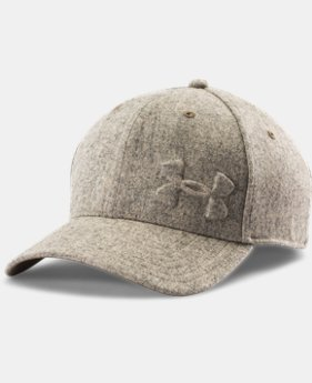 Men's UA Wool Low Crown Cap
