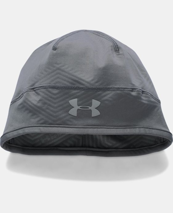 Men's UA ColdGear® Infrared Run Beanie  1 Color $34.99