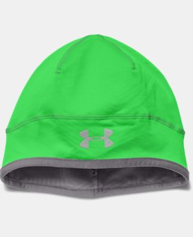 Men's UA ColdGear® Infrared Run Beanie  1 Color $22.99
