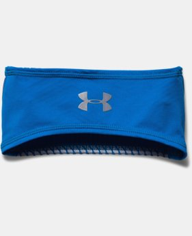 New Arrival Men's UA ColdGear® Infrared Run Headband  1 Color $24.99