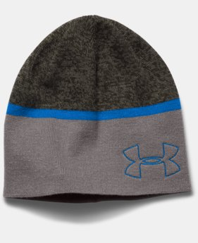 Men's UA Golf Blocked Beanie