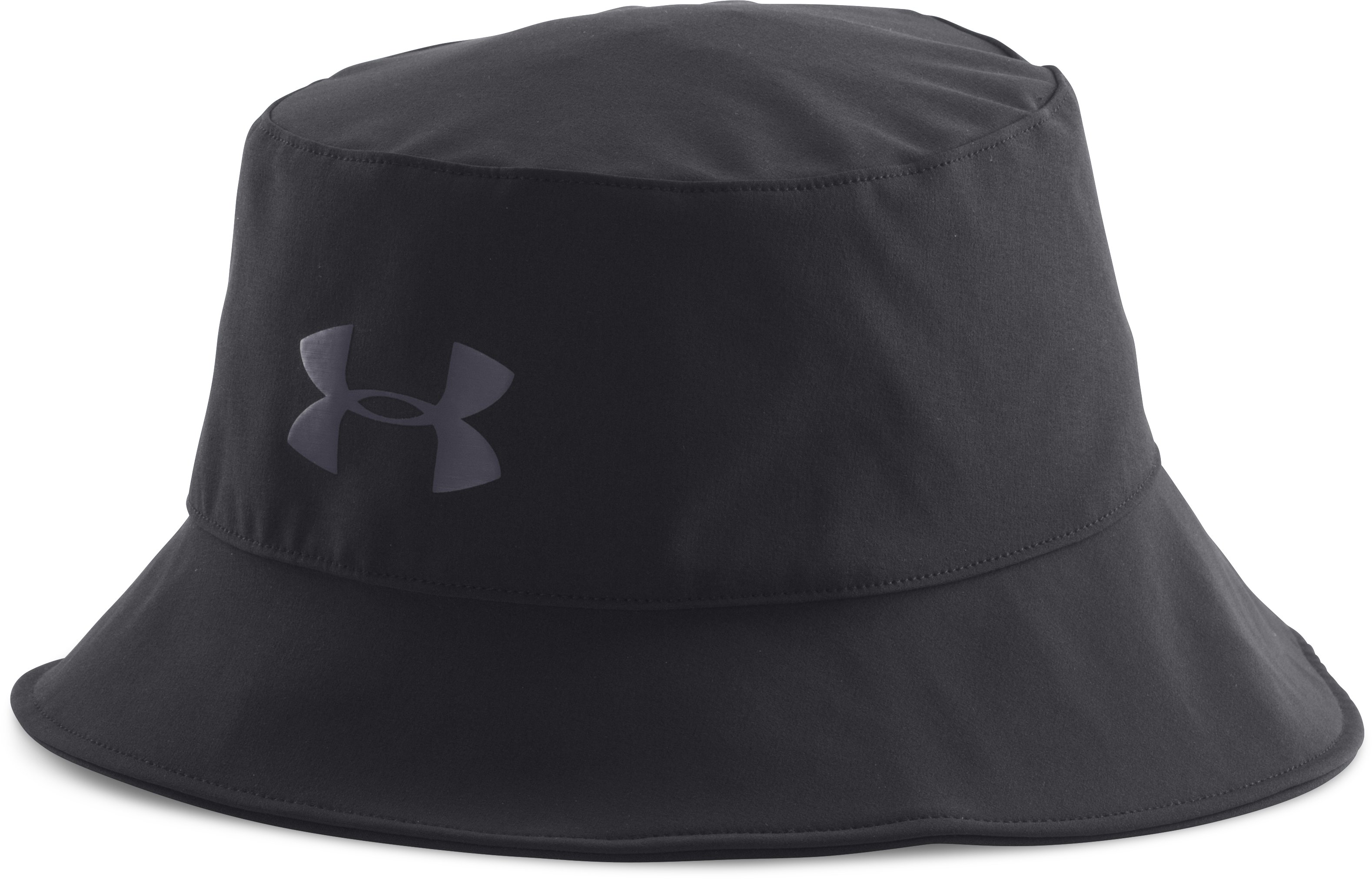 Men's UA GORE-TEX® Bucket Hat, Black , undefined
