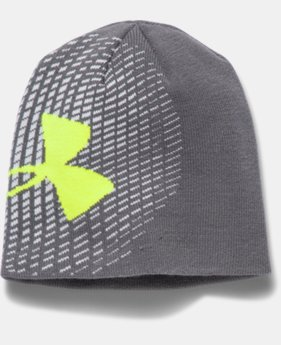 Boys' UA Billboard Glow-In-The-Dark Beanie  1 Color $21.99