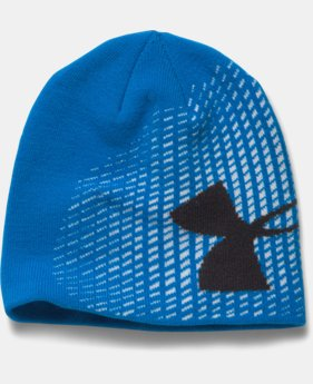 Boys' UA Billboard Glow-In-The-Dark Beanie  1 Color $10.49 to $21.99