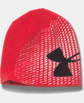 Boys' UA Billboard Glow-In-The-Dark Beanie