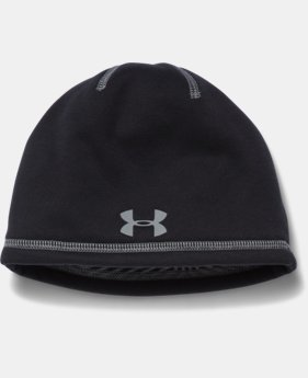 Boys' UA Elements 2.0 Beanie LIMITED TIME: FREE U.S. SHIPPING 1 Color $24.99