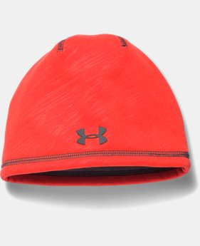 Boys' UA Elements 2.0 Beanie LIMITED TIME: FREE SHIPPING 1 Color $22.99