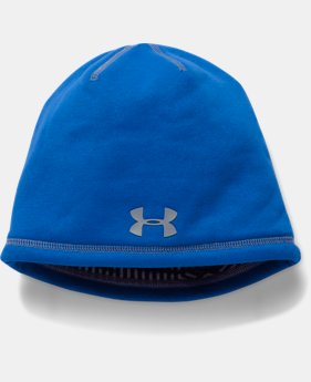 New Arrival  Boys' UA Elements 2.0 Beanie LIMITED TIME: FREE SHIPPING 3 Colors $29.99