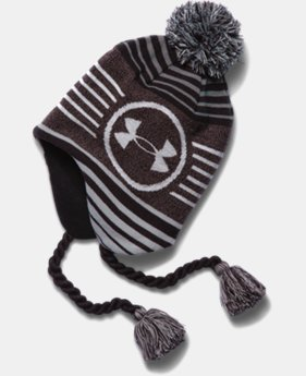 Boys' UA Tassle Beanie LIMITED TIME: FREE SHIPPING  $29.99