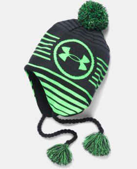 Boys' UA Tassel Beanie  1 Color $13.99
