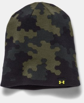 Boys' UA 4-in-1 Graphic Beanie