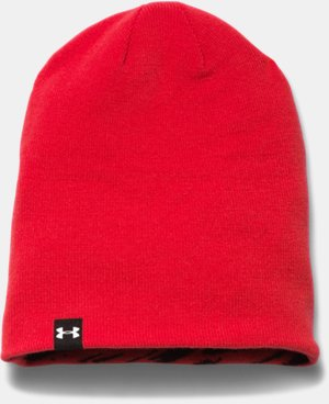 Boys' UA 4-in-1 Graphic Beanie LIMITED TIME: FREE U.S. SHIPPING 1 Color $24.99