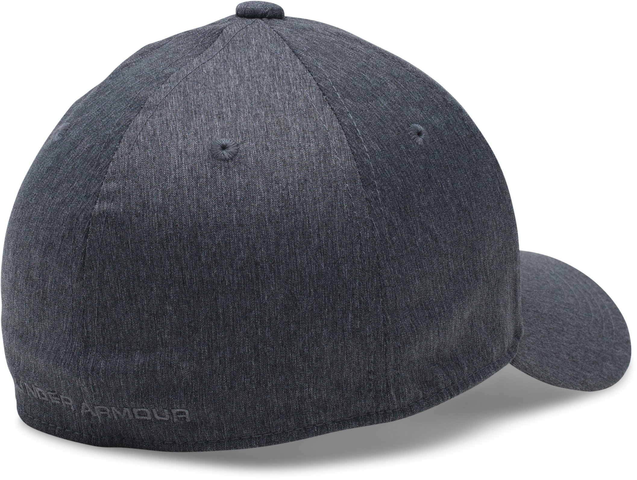 Boys' UA Big Logo Update Cap , Black