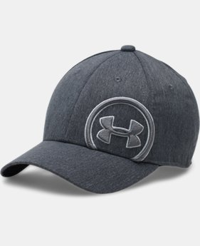 New Arrival  Boys' UA Big Logo Update Cap  2 Colors $25.99