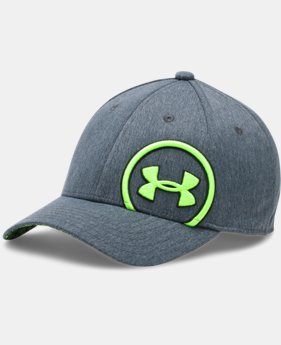 Boys' UA Big Logo Update Cap  LIMITED TIME: FREE U.S. SHIPPING 1 Color $21.99