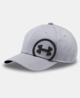 Boys' UA Big Logo Update Cap  1 Color $12.74 to $16.99