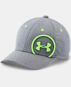 New Arrival  Boys' UA Big Logo Update Cap   $25.99
