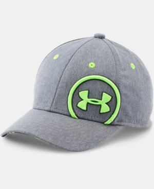 Boys' UA Big Logo Update Cap  1 Color $19.99