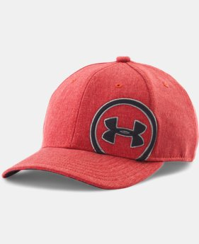 Boys' UA Big Logo Update Cap  LIMITED TIME: FREE U.S. SHIPPING 3 Colors $10.49 to $16.99