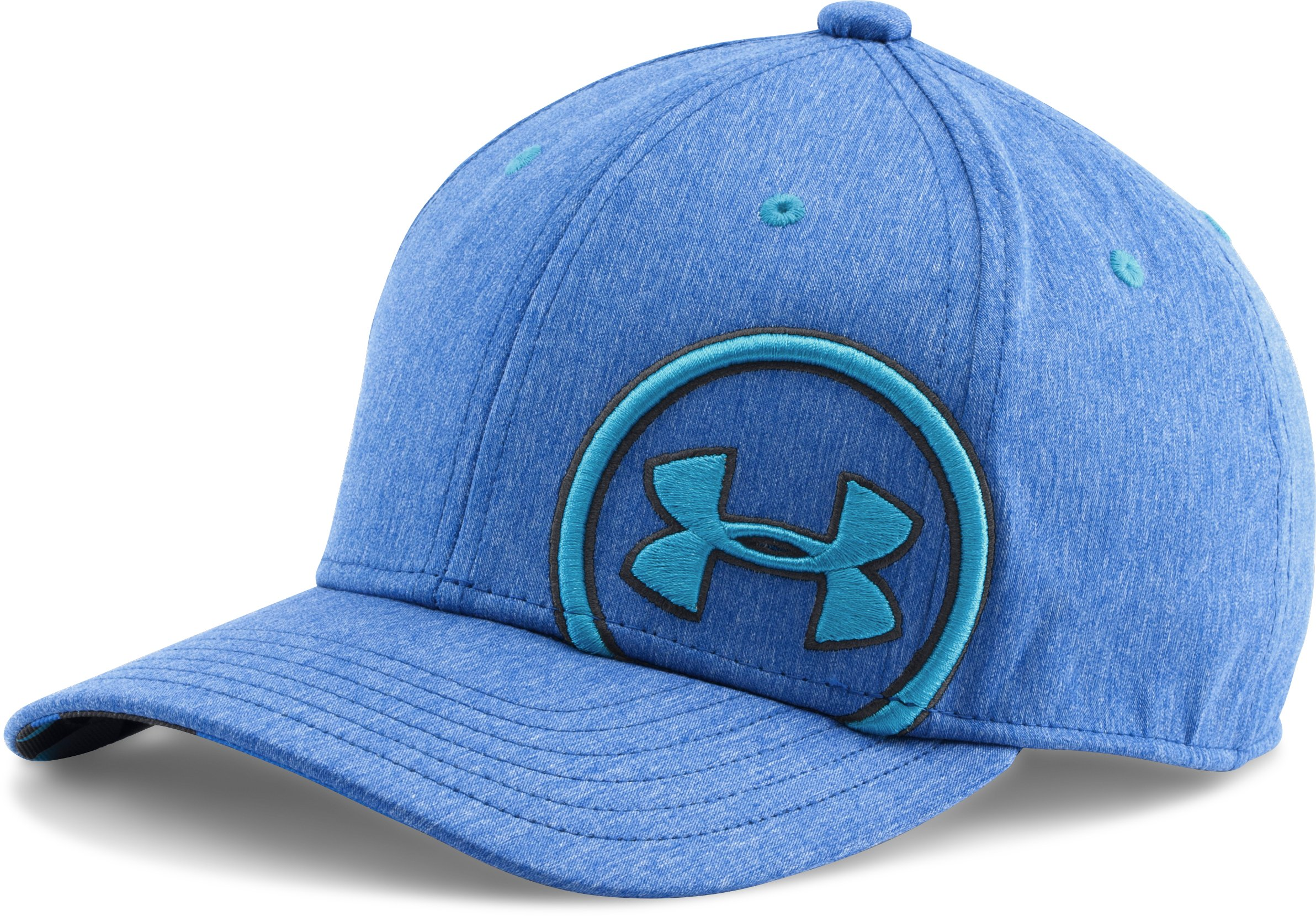 Boys' UA Big Logo Update Cap, ULTRA BLUE,