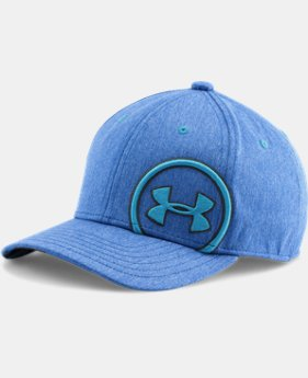 Boys' UA Big Logo Update Cap  LIMITED TIME: FREE U.S. SHIPPING 1 Color $10.49 to $16.99