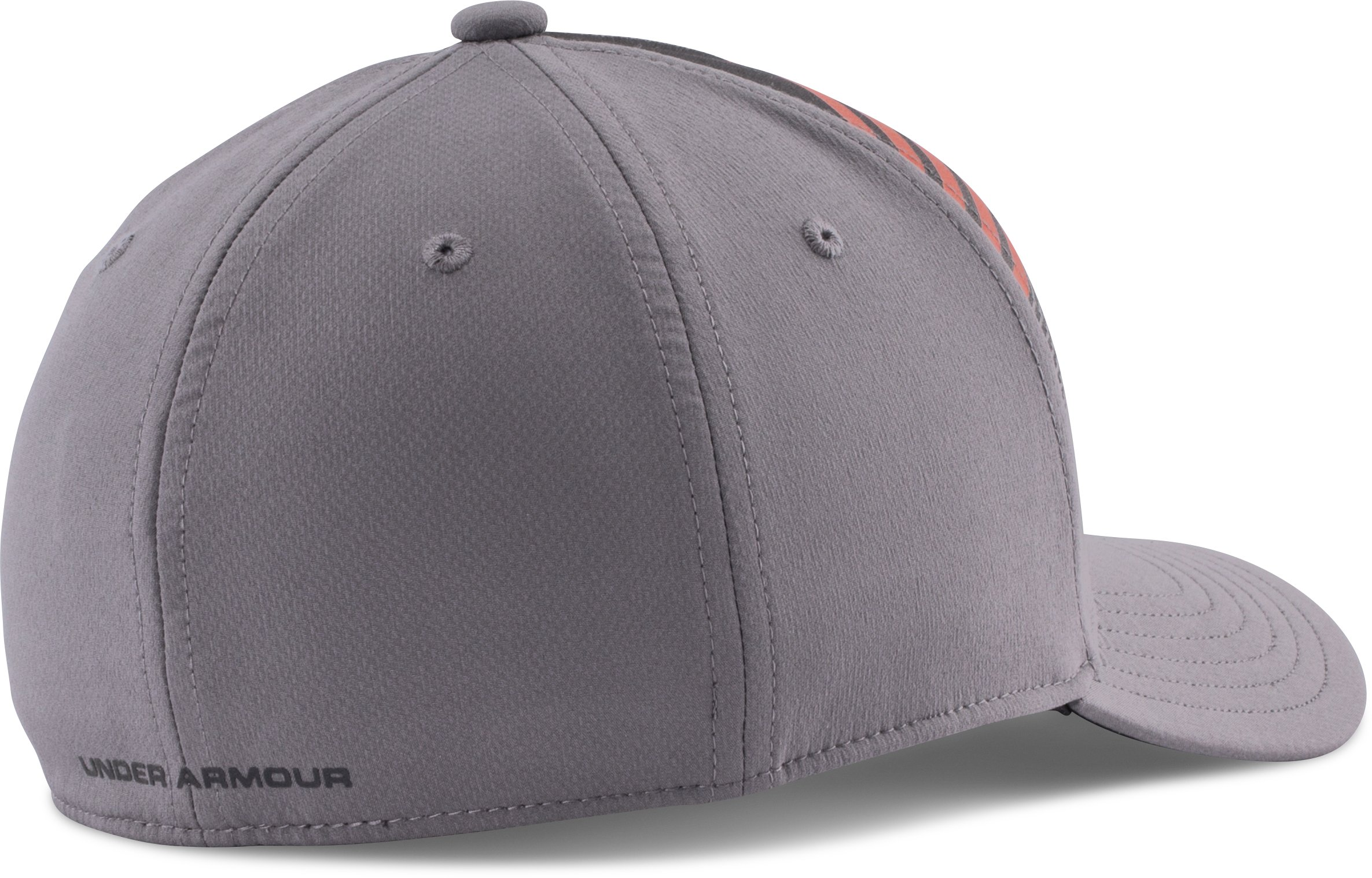 Boys' UA Eyes Up Low Crown Cap, Graphite,