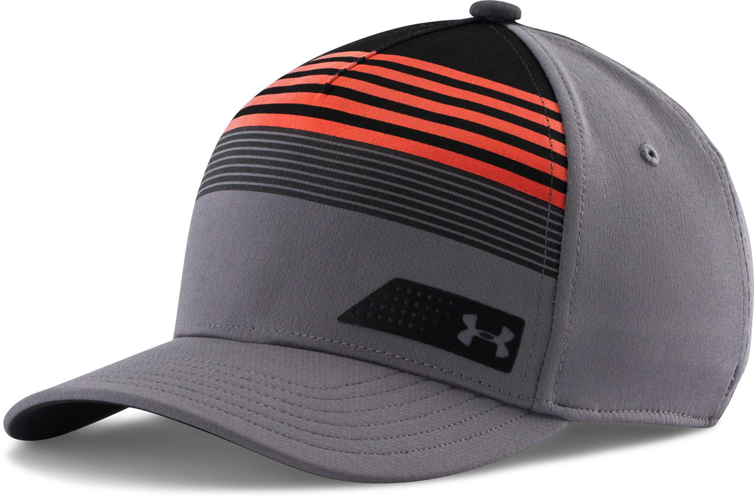 Boys' UA Eyes Up Low Crown Cap, Graphite