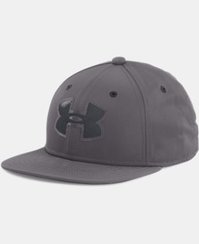 Boys' UA Huddle 2.0 Snapback Cap   $19.99