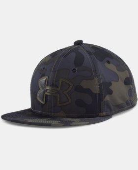 Boys' UA Huddle 2.0 Snapback Cap   $22.99