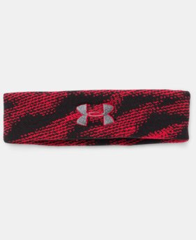 Boys' UA Jacquarded Headband