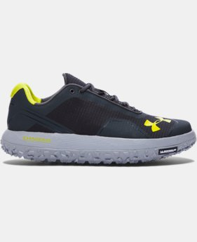 Men's UA Fat Tire Low Trail Running Shoes   $149.99