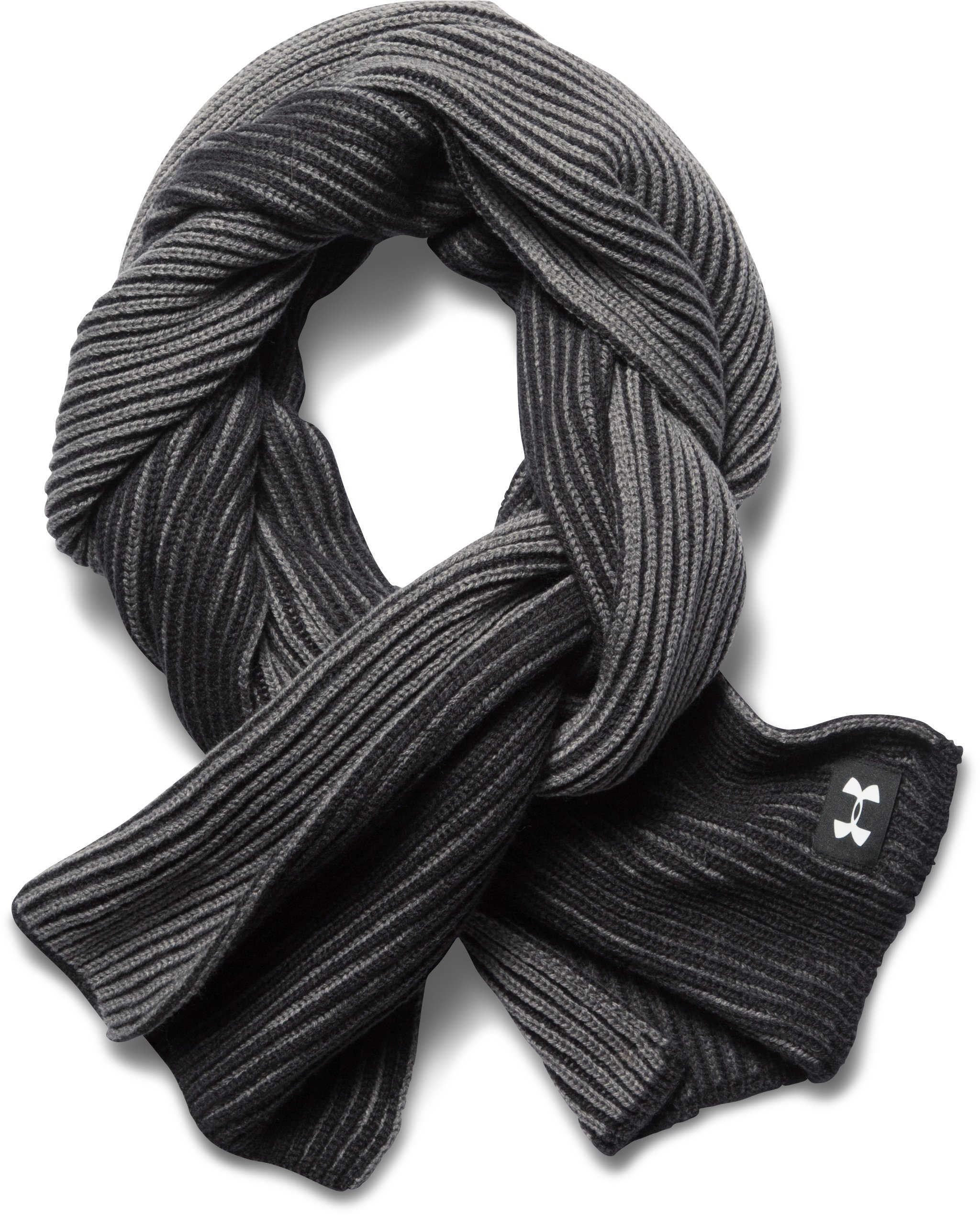 Women's UA On & Off Scarf, Black