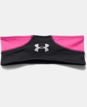 Girls' UA ColdGear® EVO Headband  1 Color $17.99