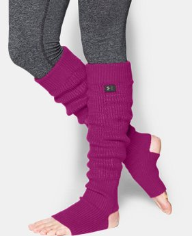 Women's UA Leg Warmers LIMITED TIME: FREE U.S. SHIPPING 1 Color $24.99