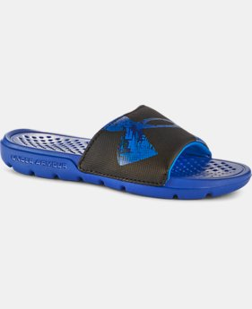 Boys' UA Strike Bope Sandals