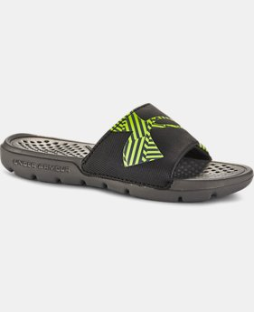 Boys' UA Strike Favella Sandals