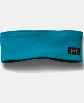 Girls' UA Cozy Fleece Headband