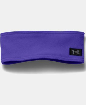 Girls' UA Cozy Fleece Headband LIMITED TIME: FREE U.S. SHIPPING 2 Colors $8.99
