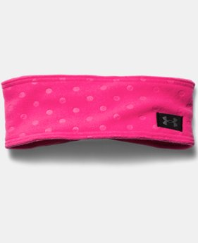 Best Seller Girls' UA Cozy Fleece Headband  1 Color $8.99