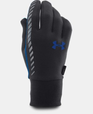 Men's UA Charged Wool Run Gloves LIMITED TIME: FREE U.S. SHIPPING 1 Color $28.49