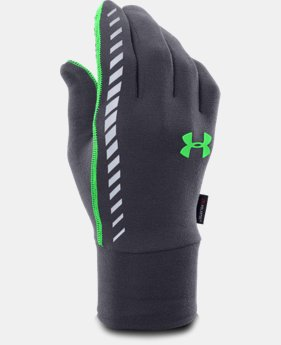 Men's UA Charged Wool Run Gloves   $28.49