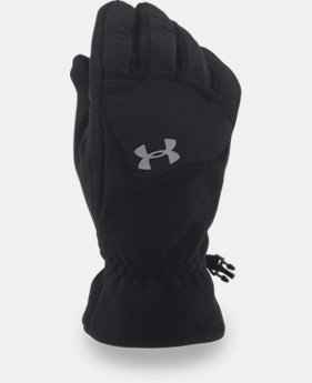 Men's UA ColdGear® Infrared Fleece Gloves  2 Colors $17.99 to $29.99