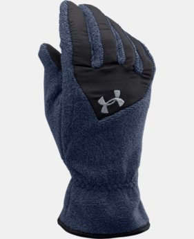 Men's UA ColdGear® Infrared Fleece Gloves  1 Color $17.99 to $29.99