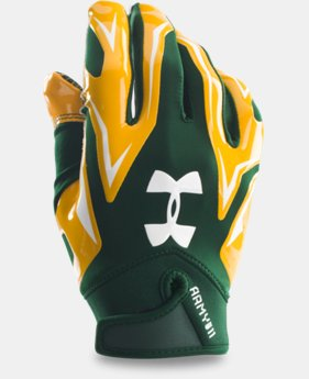 Men's UA Army of 11 F4 Football Gloves  1 Color $29.99